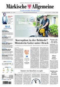 Märkische Allgemeine Luckenwalder Rundschau - 26. Juli 2018