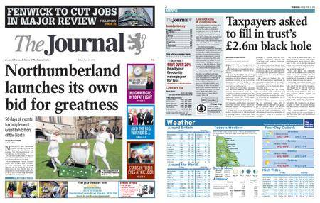 The Journal – April 27, 2018