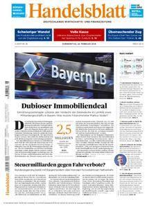 Handelsblatt - 22. Februar 2018