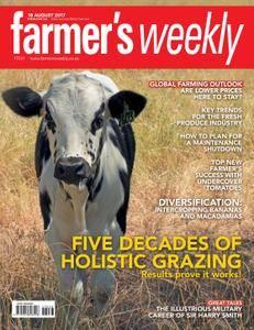 Farmer's Weekly - 18 August 2017