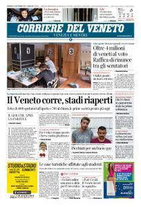 Corriere del Veneto Venezia e Mestre – 20 settembre 2020