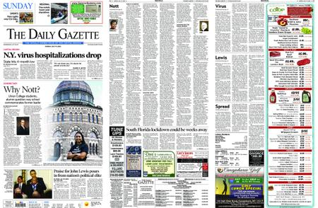 The Daily Gazette – July 19, 2020