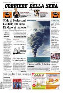 Corriere della Sera - 15 Gennaio 2018