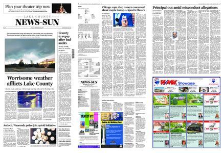 Lake County News-Sun – September 13, 2019