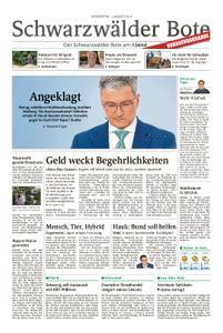 Schwarzwälder Bote Hechingen - 01. August 2019