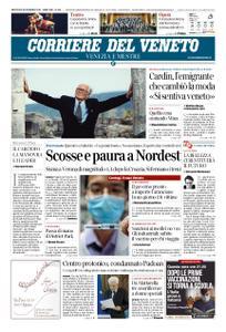 Corriere del Veneto Venezia e Mestre – 30 dicembre 2020