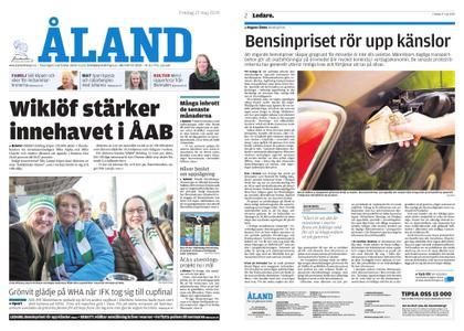 Ålandstidningen – 17 maj 2019
