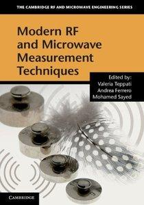 Modern RF and Microwave Measurement Techniques (Repost)