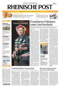 Rheinische Post – 18. Dezember 2018
