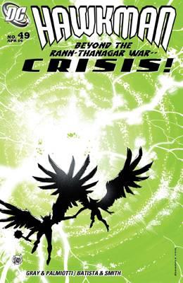 Hawkman v4 Digital 51 Volumes