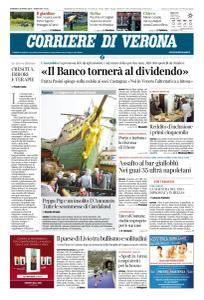 Corriere di Verona - 8 Aprile 2018