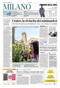 Corriere della Sera Milano – 28 aprile 2019