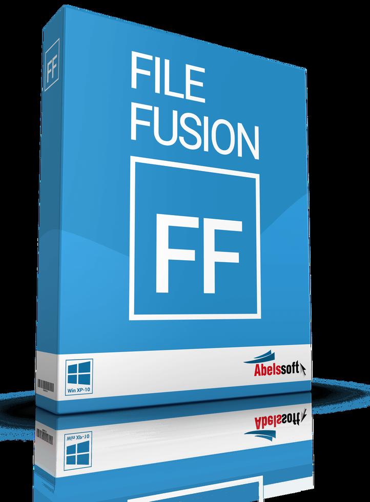 Abelssoft FileFusion 2019 v2.1 Build 172 Multilingual