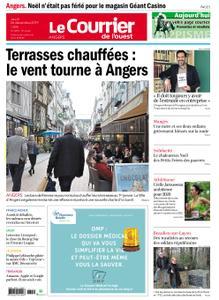 Le Courrier de l'Ouest Angers – 26 décembre 2019
