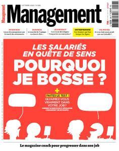 Management - Octobre 2020