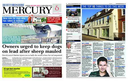 Hertfordshire Mercury – September 21, 2017