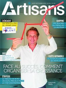 Artisans Mag - septembre 2019
