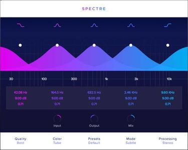 Wavesfactory Spectre v1.5.0 WiN