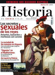 Historia de Iberia Vieja - febrero 2018