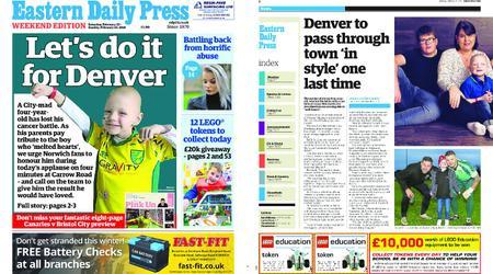 Eastern Daily Press – February 23, 2019
