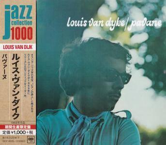 Louis Van Dyke - Pavane (1969) {2014 Japan Jazz Collection 1000 Columbia-RCA Series SICP 4225}