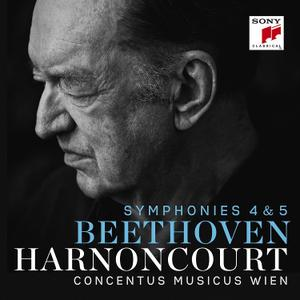 Nikolaus Harnoncourt, Concentus Musicus Wien - Beethoven: Symphonies Nos. 4 & 5 (2016)