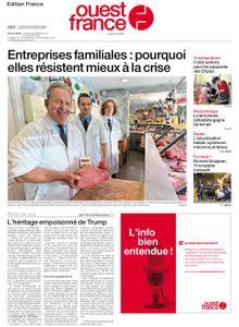 Ouest-France Édition France – 30 novembre 2020