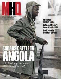 MHQ: The Quarterly Journal of Military History - Spring 2016