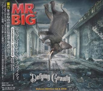 Mr. Big - Defying Gravity (2017) [Japanese Edition]