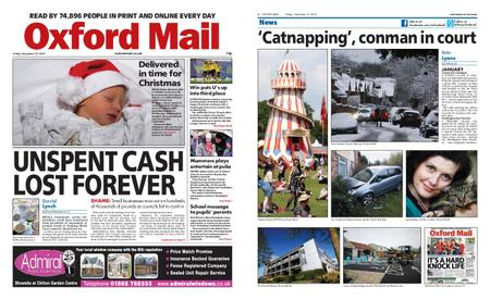 Oxford Mail – December 27, 2019