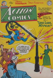 Action Comics 172 (DC) (Sep 1952) (c2c) (Superscan