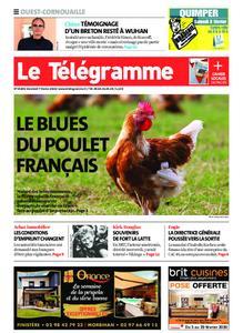 Le Télégramme Ouest Cornouaille – 07 février 2020
