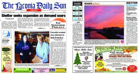 The Laconia Daily Sun – November 16, 2019