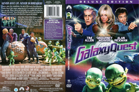 Galaxy Quest (1999) [Deluxe Edition] Re-Up