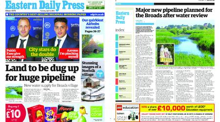 Eastern Daily Press – April 09, 2019