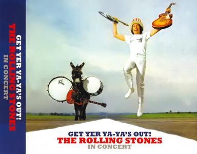 The Rolling Stones - Get Yer Ya-Ya's Out! (1970) [3CD + DVD, 40-th Anniversary]