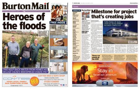 Burton Mail – November 16, 2019