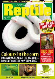 Practical Reptile Keeping - Issue 119 - October 2019