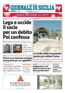 Giornale di Sicilia - 7 Maggio 2017