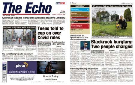 Evening Echo – May 08, 2020