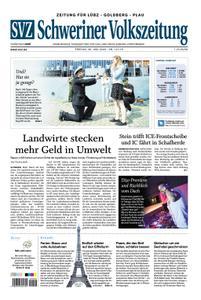 Schweriner Volkszeitung Zeitung für Lübz-Goldberg-Plau - 26. Juni 2020