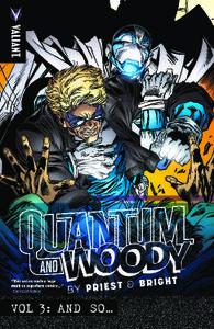 Valiant-Quantum And Woody Vol 03 And Soe 2015 Retail Comic eBook