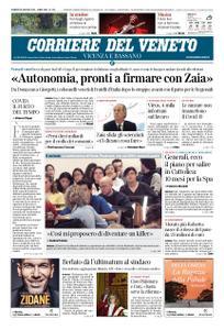 Corriere del Veneto Vicenza e Bassano – 26 giugno 2020