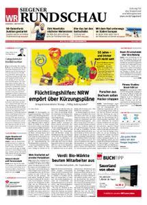 Westfälische Rundschau Siegen - 20. März 2019