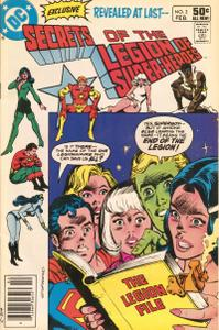 Secrets of the Legion of Super Heroes 002 (1981