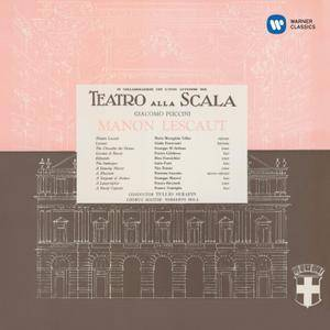 Maria Callas - Puccini: Manon Lescaut (1959/2014) [Official Digital Download 24-bit/96 kHz]