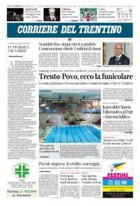 Corriere del Trentino - 18 Novembre 2017