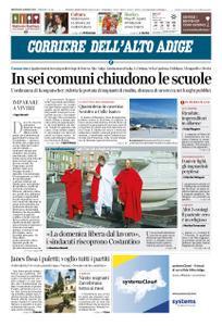 Corriere dell'Alto Adige – 04 marzo 2020
