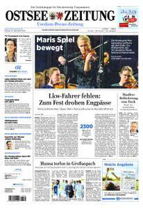 Ostsee Zeitung Wolgast - 24. September 2018