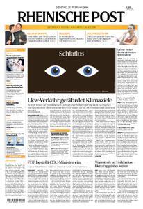 Rheinische Post – 26. Februar 2019